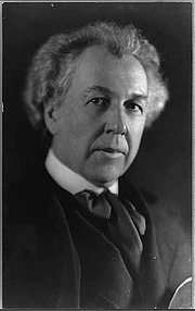 Author photo. Frank Lloyd Wright (1867-1959)<br>