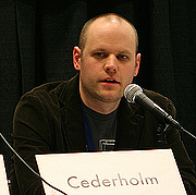Author photo. Photo by Richard Crowley, 2007 (Cropped/Flickr)