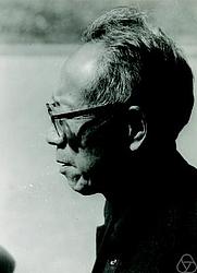 Author photo. Kai Lai Chung. Photo by Konrad Jacobs.