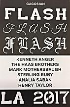 FLASH FLASH FLASH : LA 2017