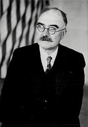 Author photo. Maurice Halbwachs, dernière photo connue