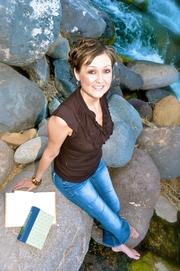 Author photo. Cheryl Bradshaw
