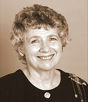 Author photo. empoweringldswomen