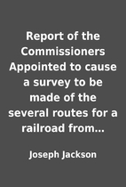 Report of the Commissioners Appointed to…