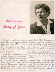 Mary C. Jane