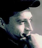 "Author photo. Graeme Obree, author of ""The Flying Scotsman"""