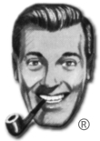 """Author photo. The portrait of J.R. """"Bob"""" Dobbs is a trademark of SubGenius Foundation Inc. and is used with permission."""