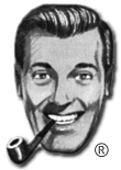 "Author photo. The portrait of J.R. ""Bob"" Dobbs is a trademark of SubGenius Foundation Inc. and is used with permission."
