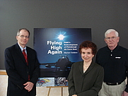 Author photo. Bruce Steadman, Marian Calabro, and Dennis Doyle at the PARC book launch By Marian Calabro - Marian Calabro, GFDL, <a href=&quot;https://commons.wikimedia.org/w/index.php?curid=11111533&quot; rel=&quot;nofollow&quot; target=&quot;_top&quot;>https://commons.wikimedia.org/w/index.php?curid=11111533</a>