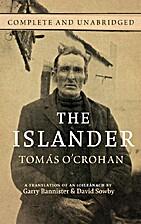 The Islander by Tomás O'Crohan