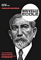 Charles Maurras by Alain de Benoist