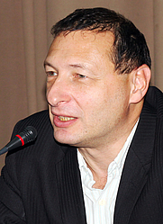 Author photo. Boris Kagarlitzky (2011). Source: Wikimedia Commons.