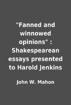 Fanned and winnowed opinions :…