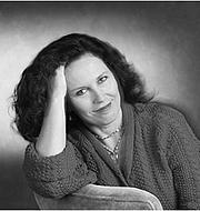 Author photo. Photo by MaryLynn Gillaspie