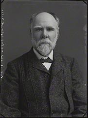 Author photo. Sir Wyke Bayliss (1835-1906), by Alexander Bassano, 1897