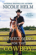 Homecoming for the Cowboy (Bad Boys of Last…