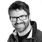 Author photo. John M. Dahlgren