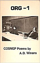 ORG - 1 COSMEP Poems by A.D. Winans
