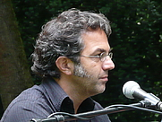 Author photo. Navid Kermani, 2011. Photo by Manfred Sause / Wikipedia