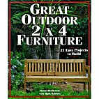 Great Outdoor 2 X 4 Furniture: 21 Easy…