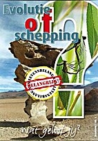 Evolutie of Schepping by Th.G. Baalman
