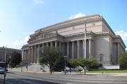 Author photo. The National Archives Building [credit: Wikimedia Commons user Gryffindor]