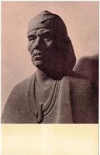 Bust of Hasteen Klah, … Medicine Man by…