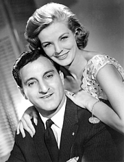 Author photo. Wikimedia.org/ Marjorie Lord with Danny Thomas