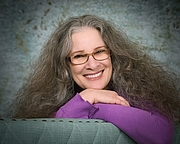 Author photo. Paula Berinstein