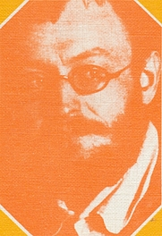 Author photo. Volker Michels (1943-) [book cover]