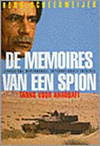 Memoires van een spion. 02 Tanks voor…