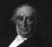 Author photo. Engraving from the portrait by J.E. Christie.