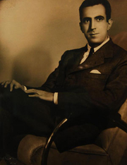 Author photo. Ignacio Bernal (1910-1992)