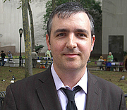 Author photo. Luigi Novi