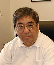 Author photo. Sun Kwok [credit: Chinese Astronomical Society]