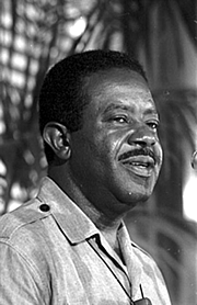 Author photo. Ralph Abernathy (1926-1990) National Press Club luncheon, June 14, 1968. Photograph by Warren K. Leffler (Library of Congress Prints and Photographs Division)