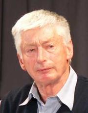 Author photo. Claude Piron
