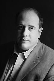 Author photo. Greg Martin