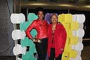 """Author photo. Rachel Renée Russell and Nikki Russell 2018 National Book Festival By Gamaliel - Own work, CC BY-SA 4.0, <a href=""""https://commons.wikimedia.org/w/index.php?curid=72320955"""" rel=""""nofollow"""" target=""""_top"""">https://commons.wikimedia.org/w/index.php?curid=72320955</a>"""