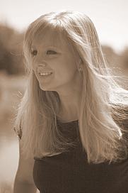 Author photo. Jenna Blum