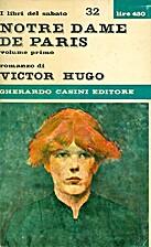 1: Notre dame de Paris by Victor Hugo