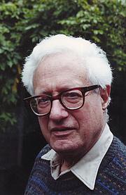 Author photo. Prof. Edward Toner Cone. Photo by George Pitcher (courtesy of Princeton University)