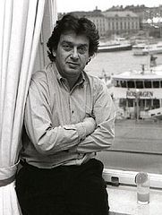 Author photo. Sweden, 1989, promoting <i>Dangerous Liaisons</i> (photo credit: wikipedia user Towpilot)