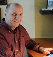 Author photo. Charles Seems