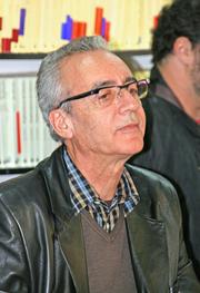 Author photo. Miguel A. Monjas
