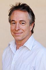 Author photo. University of California, Riverside