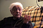 Author photo. Grace Lee Boggs, 2012, by Kyle McDonald (CC-BY-2.0) via Wikimedia Commons