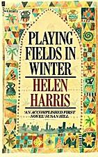 Playing Fields In Winter by Helen Harris