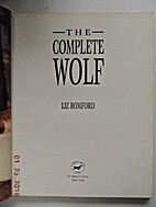 The Complete Wolf by Liz Bomford