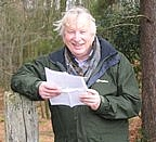 Author photo. Roger Leech [credit: University of Southampton]